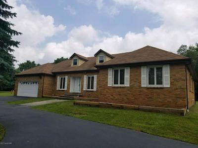 Towamensing Trails Single Family Home For Sale: 16 Berryman Ln