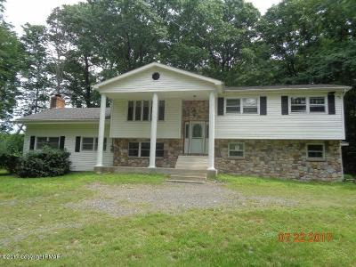 Swiftwater Single Family Home For Sale: 5212 Lazy Ln