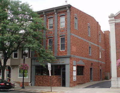 Stroudsburg Commercial For Sale: 553 Main St., 2nd Flr