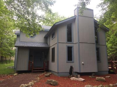 Lake Harmony Single Family Home For Sale: 50 Lupine Dr