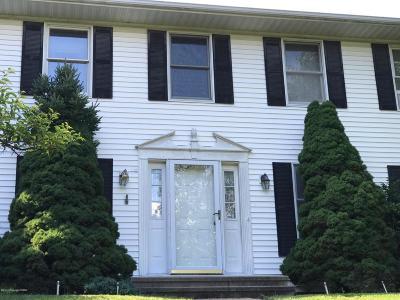 Effort Single Family Home For Sale: 1372 Grand Mesa Dr