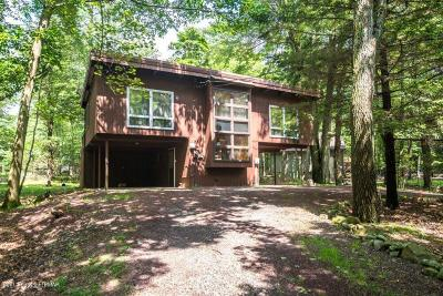 Lake Harmony Single Family Home For Sale: 32 Lupine Dr