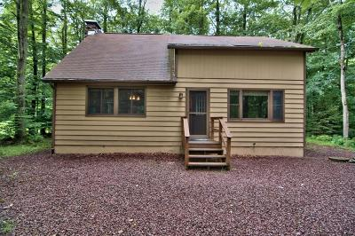 Pocono Pines PA Single Family Home For Sale: $182,750