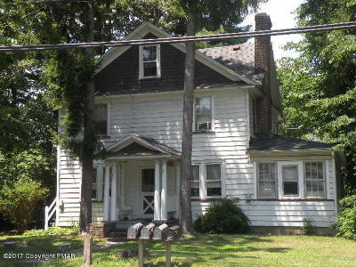 Stroudsburg PA Multi Family Home For Sale: $215,000