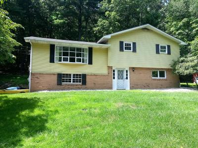 Stroudsburg Single Family Home For Sale: 804 Wedgewood Lake Dr