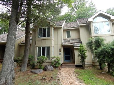 Pocono Pines Single Family Home For Sale: 846 Crest Pines