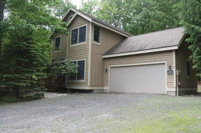 Tannersville Single Family Home For Sale: 785 Lower Deer Valley Rd