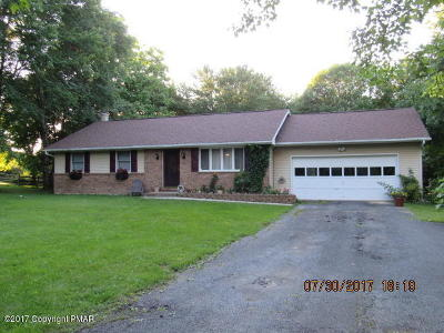 Brodheadsville Single Family Home For Sale: 179 Jean Dr