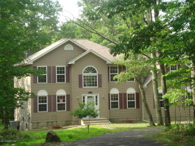 Stroudsburg Single Family Home For Sale: 312 Fall Creek Ter