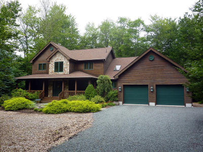 Timber Trails Single Family Home For Sale: 186 Golfers Way