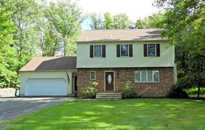 Saylorsburg Single Family Home For Sale: 1068 Meixsell Valley Road