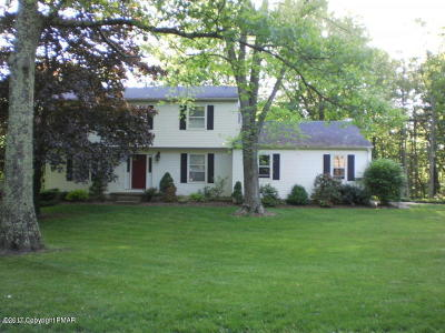 Cresco Single Family Home For Sale: 247 Oak Ln