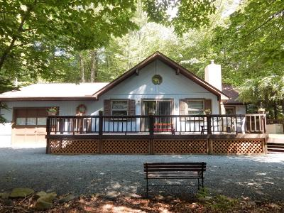 Pocono Pines PA Single Family Home For Sale: $162,900