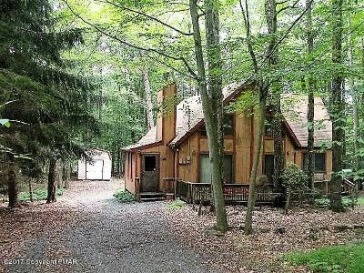 Pocono Lake Single Family Home For Sale: 198 Fawn Road