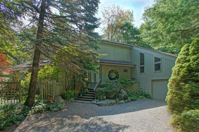 Pocono Pines PA Single Family Home For Sale: $315,000