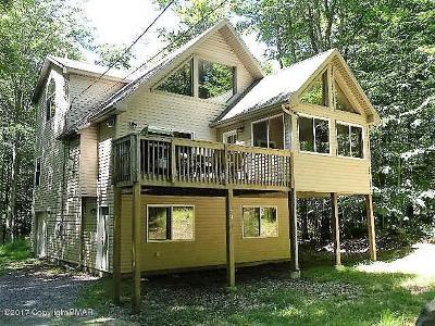 Pocono Lake Single Family Home For Sale: 251 Farmer's Lane