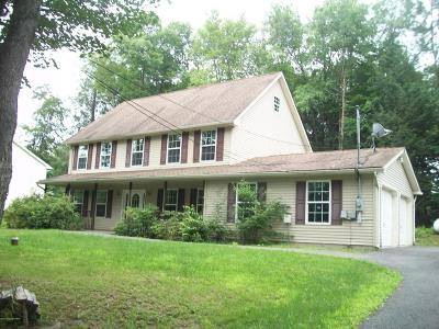 Blakeslee Single Family Home For Sale: 121 Lidio Rd