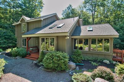 Pocono Pines PA Single Family Home For Sale: $399,900