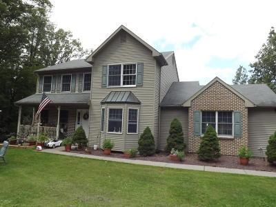 Saylorsburg Single Family Home For Sale: 227 Evergreen Ct