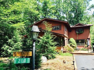 Tobyhanna PA Single Family Home For Sale: $269,000