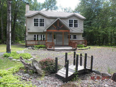 Pocono Lake Single Family Home For Sale: 172 Outer Dr