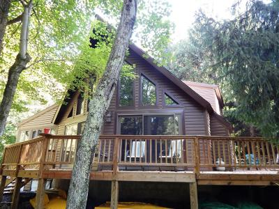 Pocono Lake Single Family Home For Sale: 1217 Kinta Cir