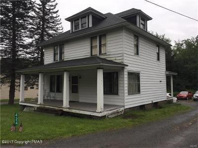 Pocono Pines Single Family Home For Sale: 424 Old Route 940
