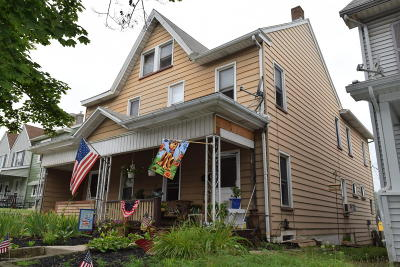 Palmerton Single Family Home For Sale: 263 Lehigh Ave