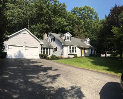 Stroudsburg Single Family Home For Sale: 1516 Orien Ln