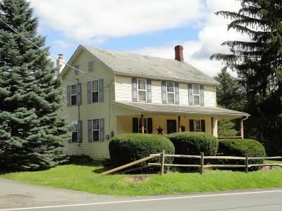 Effort Single Family Home For Sale: 3084 Sr 115