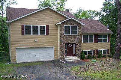 East Stroudsburg Single Family Home For Sale: 2411 Woodcrest