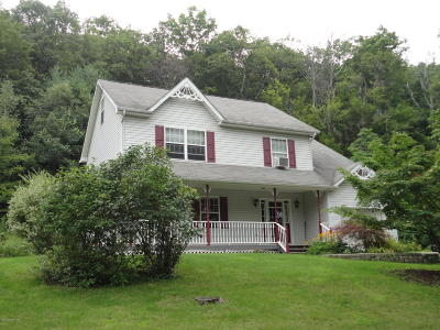 Stroudsburg Single Family Home For Sale: 154 Alpha Drive