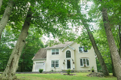 Tannersville Single Family Home For Sale: 2159 White Oak Dr