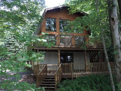 Gouldsboro Single Family Home For Sale: 69 E Lake Drive East