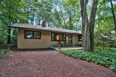 Pocono Pines PA Single Family Home For Sale: $139,900