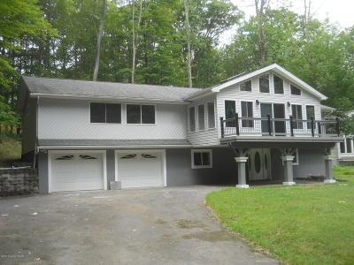 Pocono Lake Single Family Home For Sale: 253 Elk Run