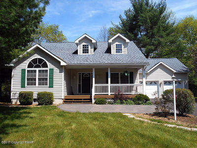 East Stroudsburg Single Family Home For Sale: 117 Cindy Ct