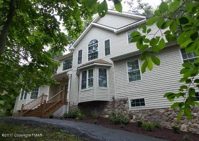 East Stroudsburg Single Family Home For Sale: 1042 Sky View Dr