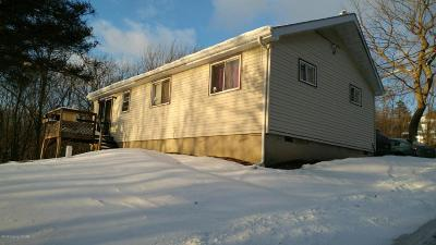 Albrightsville Single Family Home For Sale: 277 Evergreen Road