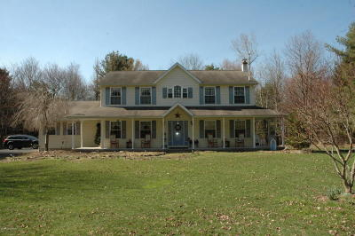 Long Pond Single Family Home For Sale: 1572 Long Pond Rd