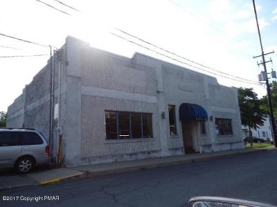 Stroudsburg Commercial For Sale: 22 S 6th St