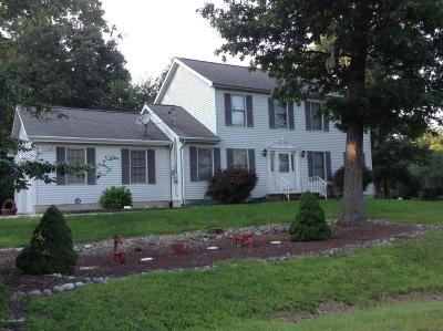 East Stroudsburg Single Family Home For Sale: 37 Brook Song Way
