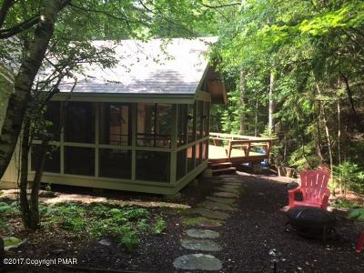 Pocono Pines PA Single Family Home For Sale: $169,500