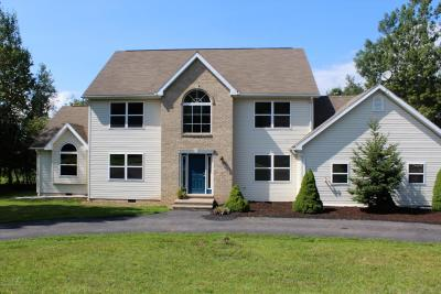 Albrightsville Single Family Home For Sale: 613 Mountain Rd