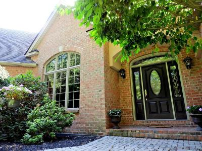 Single Family Home For Sale: 112 Crossridge Court