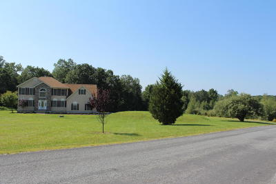 Stroudsburg Single Family Home For Sale: 105 Pennbrook Rd