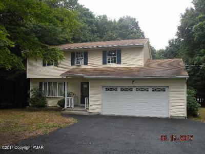 Saylorsburg Single Family Home For Sale: 206 Warner Dr