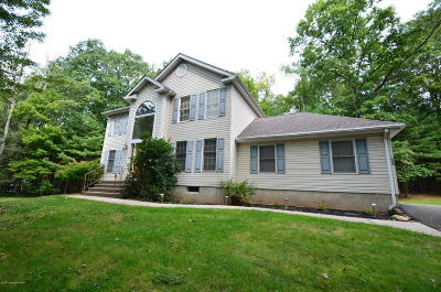 Saylorsburg Single Family Home For Sale: 108 Lemond Dr