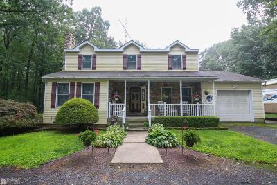 Effort Single Family Home For Sale: 108 Memory Ln