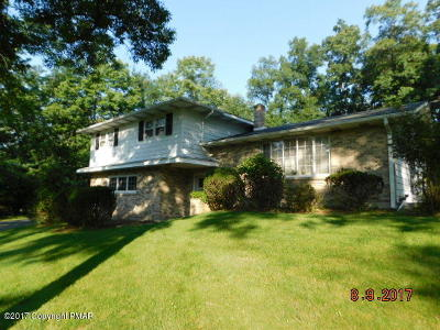Stroudsburg Single Family Home For Sale: 216 Skinner Hill Rd